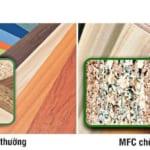 Cách phân biệt gỗ công nghiệp An Cường